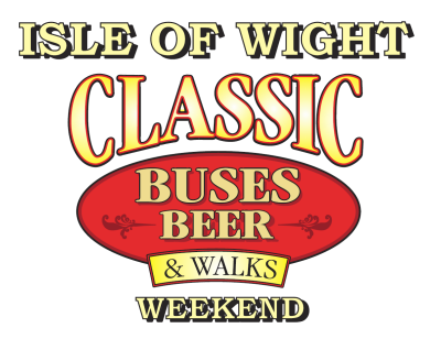 Isle of Wight beer and buses