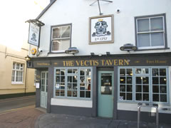 The Vectis Tavern, Cowes, Isle of Wight
